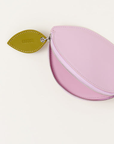 Fruit Pouch in Pale Orchid