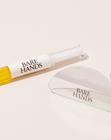 The Dry Gloss Manicure Kit in Citrine
