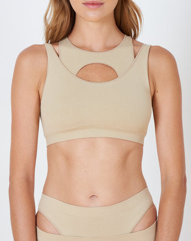 Esther Top in Nude