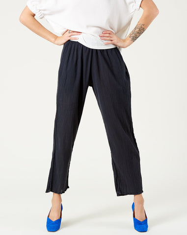 Easy Pant in Faded Black