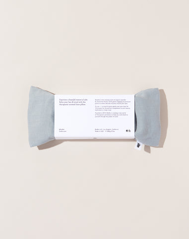 Linen Aromatherapy Eye Pillow in New Moon