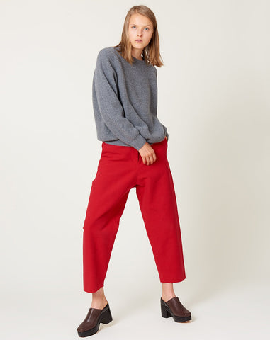 Omni Pant in Red