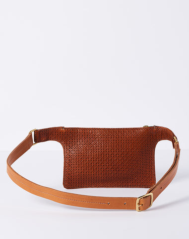 Petit Fanny Pack Suprême in Tan Cambridge