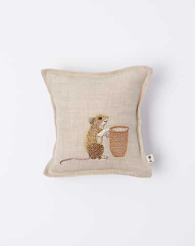 Mouse Toothfairy Pillow