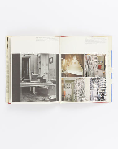 Vintage Book On Bathrooms by David Hicks
