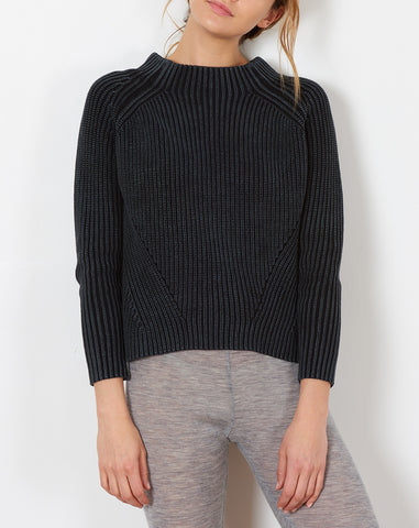 Daphne Sweater in Black