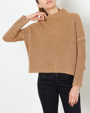 Daphne Sweater in Caramel