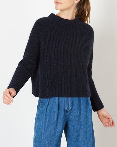 Daphne Sweater in Navy