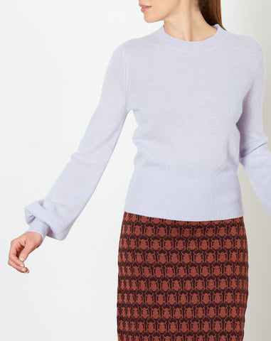 Dhara Sweater in Lilac