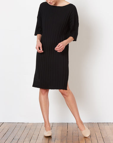 Saskia Tunic in Black