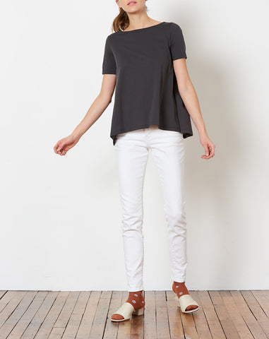 Sonora Top in Charcoal