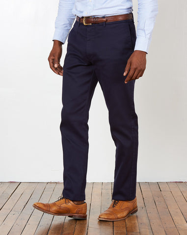 Arc Pant in Navy