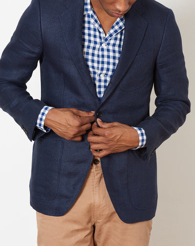 Rivington Sport Coat in Navy