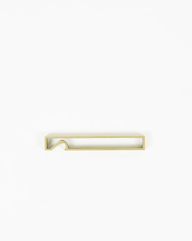 Futagami Brass Waku Bottle Opener