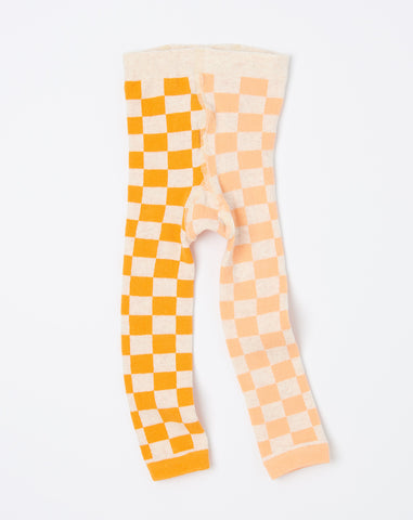 HFB X Nico Nico King Checker Legging in Rose
