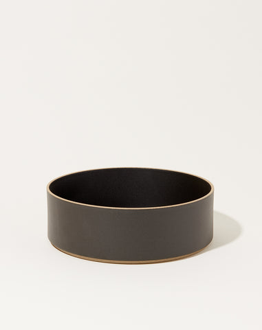 Tall Bowl in Black