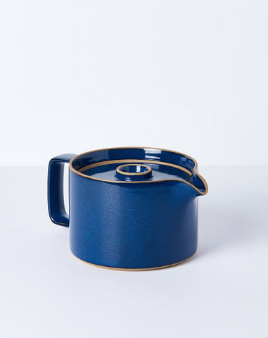 Teapot in Gloss Blue