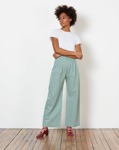 Boyd Pants in Jade