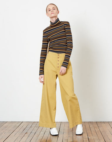 Mallin Pants in Ochre