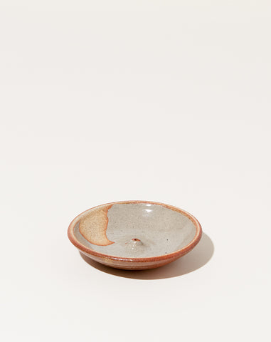 Stoneware Incense Burner in Celadon