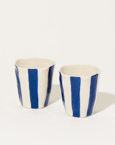 Wine Cup in Cobalt
