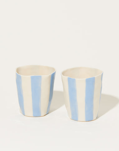 Wine Cup in Light Blue