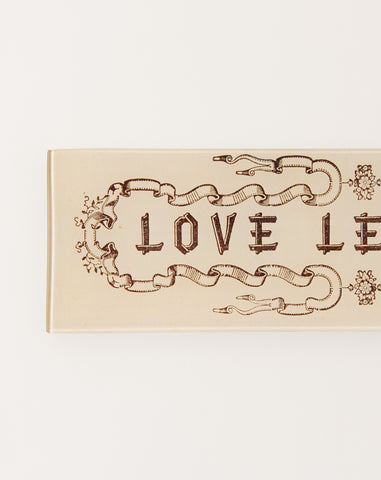 Love Letters Tray