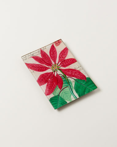 Poinsettia Mini Tray