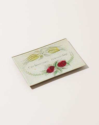 Unchanging Friendship Mini Tray