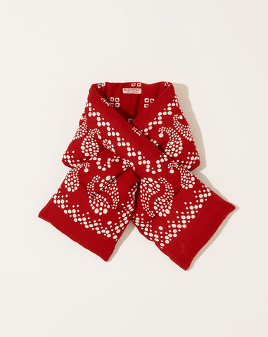 Bandana Kesa Scarf in Red