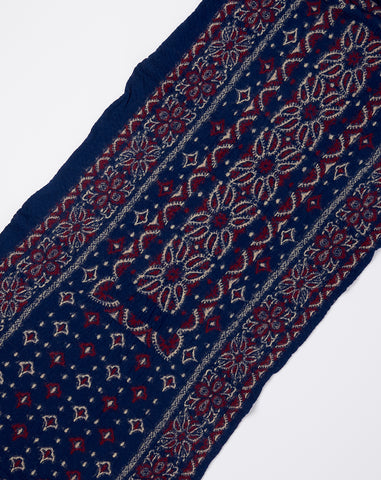 Big Mama Bandana Scarf in Navy