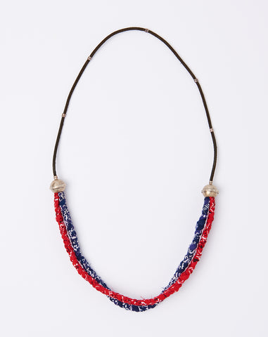 Kountry ISB Leather Necklace