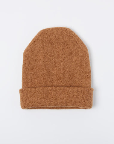 Carpenter Hat in Camel