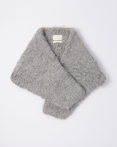 Carpet Stitch Collar in Grey Combo