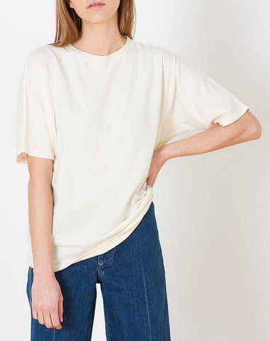 Dolman Tee in Bleach