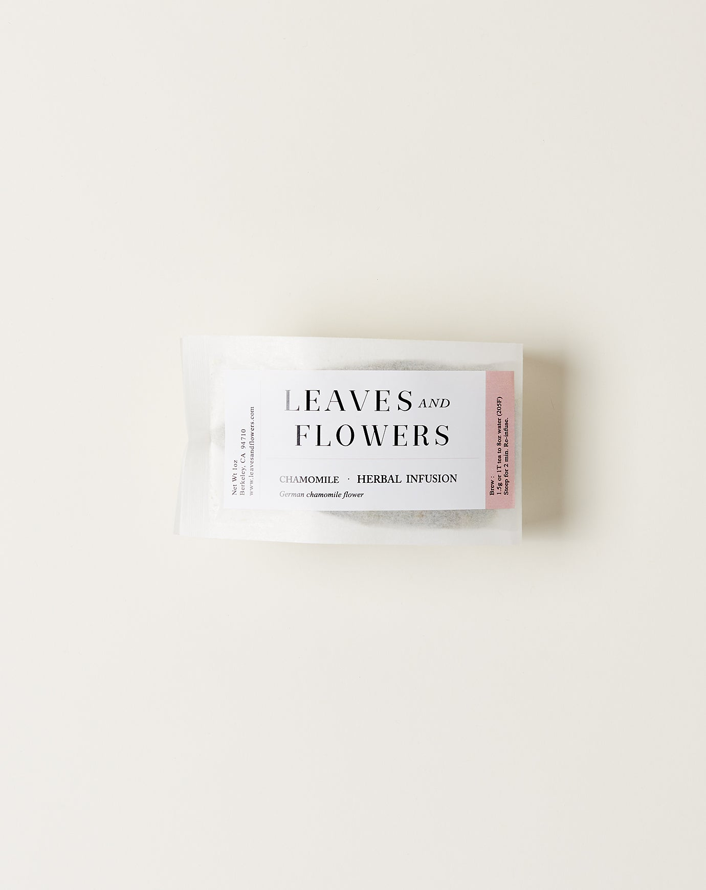 Chamomile Leaves And Flowers Covet Lou