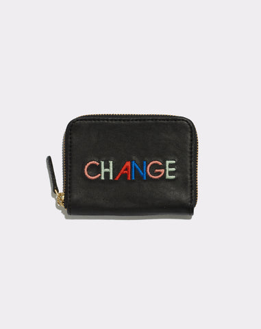 Change Coid Purse
