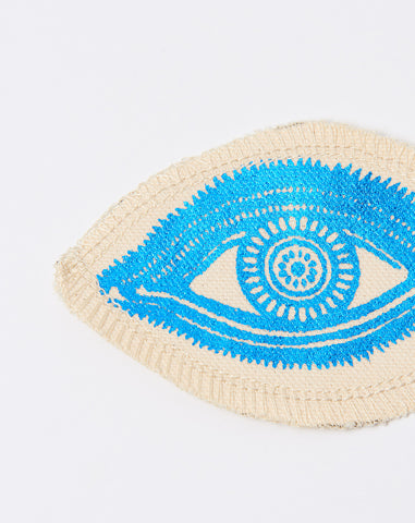 Eye Bright Patch in Blue Foil