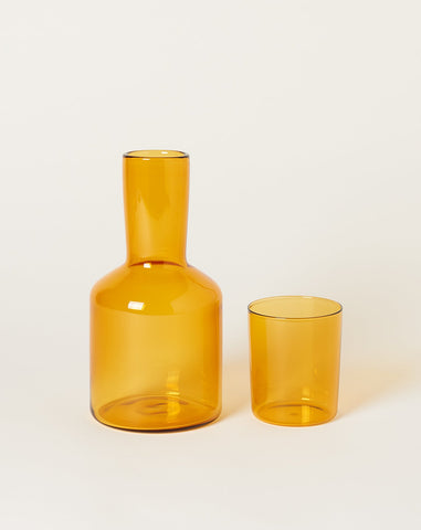 Carafe Set in Miel