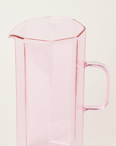 Coucou Jug in Pink