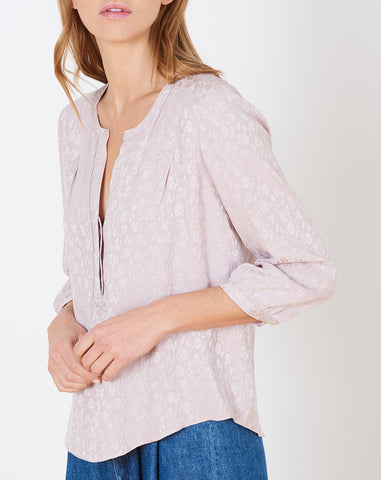 Araceli Top in Petal