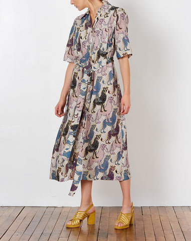 Berta Shirt Dress