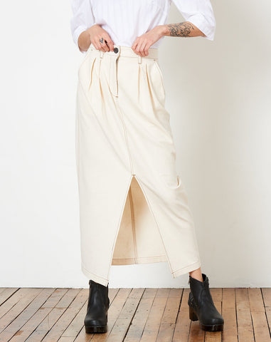 Florence Skirt in Natural