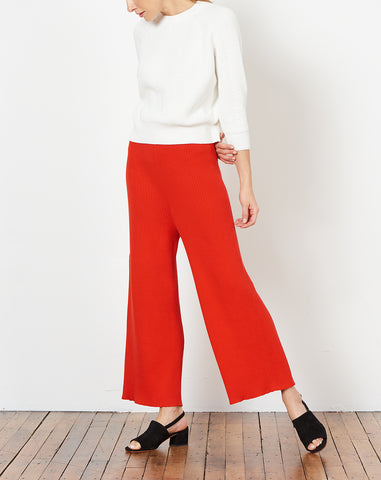 Nellie Pant in Red