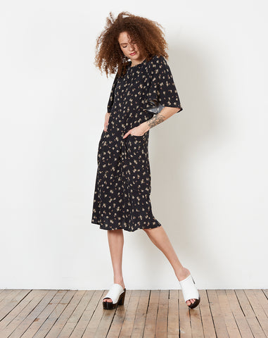 Hailey Dress in Botanical