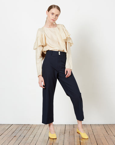 Luna Pant in Navy