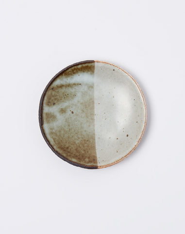 Black and White Dish