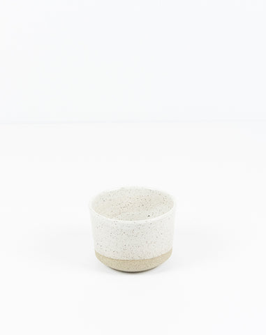 Small Bowl in White Speckle