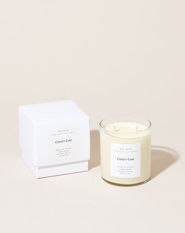 Covet + Lou Hand Poured Candle