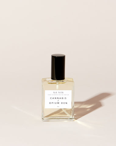 Pairings Collection Eau De Parfum in Cannabis / Opium Den